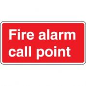 Fire Safety Sign - Fire Alarm Point 046